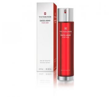 Victorinox Swiss Army For Her Eau de Toilette 100ml