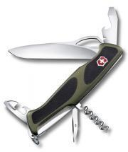 Victorinox Ranger Grip 61 Green/Black Large Pocket Knife