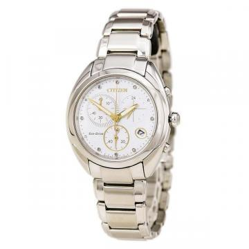 Citizen Eco-Drive L Celestial Chronograph 8 Diamonds
