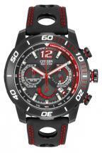Citizen Eco-Drive Primo Stingray 620 Chronograph Black Rubber
