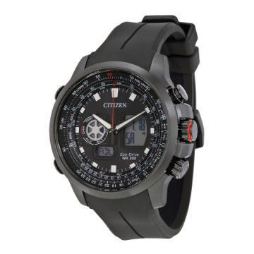 Citizen Eco-Drive Promaster Air Black Polyurethane Watch