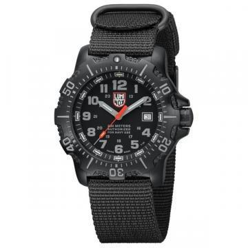 Luminox ANU 4200 Series Navy Seal Grey Dial Nylon Strap Men's Watch