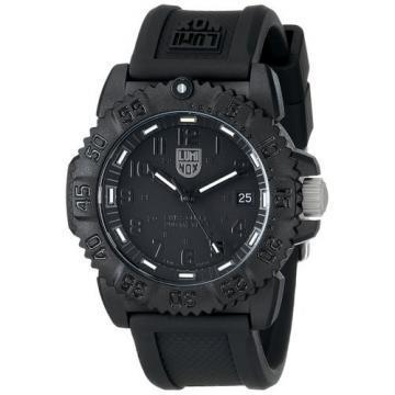 Luminox Colormark Blackout Rubber Women's Watch