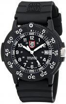 Luminox Original Navy Seal Dive Black Rubber Men's Watch