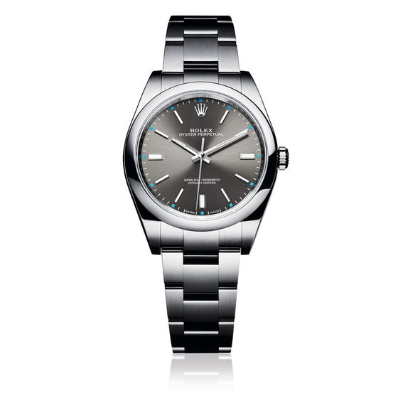 Rolex Oyster Perpetual 39 Men's Watch