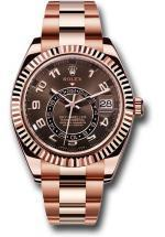 Rolex Oyster Perpetual Sky-Dweller Men's Watch