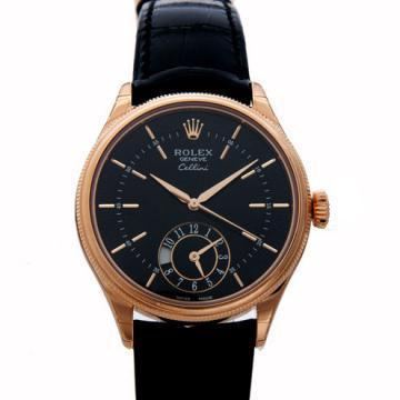 Rolex Cellini Dual Time Watch