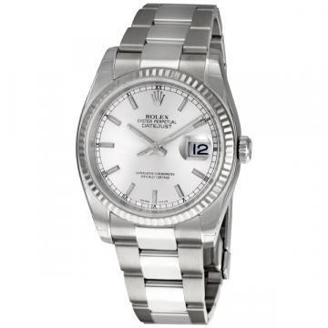 Rolex Datejust 36 Women's Watch