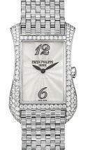 Patek Philippe White Gold Ladies Gondolo Watch