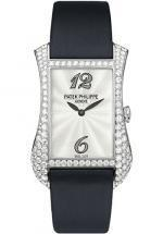 Patek Philippe White Gold Ladies Gondolo Serata Watch
