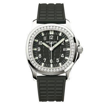 Patek Philippe Stainless Steel Ladies Aquanaut Watch