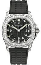 Patek Philippe White Gold Ladies Aquanaut Watch