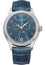 Patek Philippe White Gold Ladies Complications Chronograph