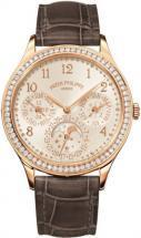 Patek Philippe Rose Gold Ladies Grand Complications Chronograph
