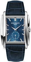 Patek Philippe White Gold Men Gondolo Watch