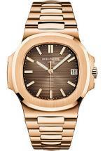 Patek Philippe Rose Gold Men Nautilus Watch