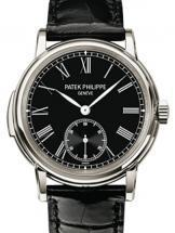 Patek Philippe Platinum Men Grand Complications Watch