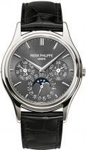 Patek Philippe Platinum Men Grand Complications Chronograph