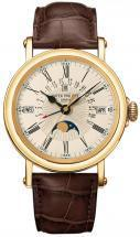 Patek Philippe Yellow Gold Men Grand Complications Watch