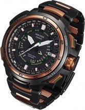 Casio PROTREK 50mm Men's Watch with Bracelet