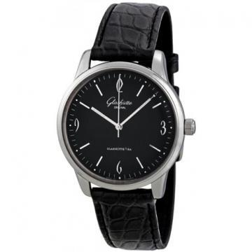 Glashütte Original Black Dial Sixties Automatic Men's Watch
