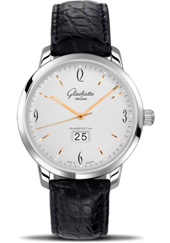 Glashütte Original Sixties Panorama Date Men's Watch