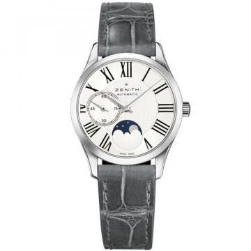 Zenith CAPTAIN Ultra Thin Lady Moonphase Women's Watch
