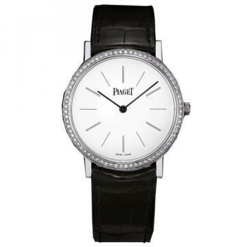 Piaget Altiplano 38mm White Gold Dial Men's Watch
