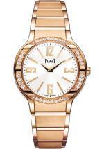 Piaget Polo 32mm Silver Gray Women's Watch