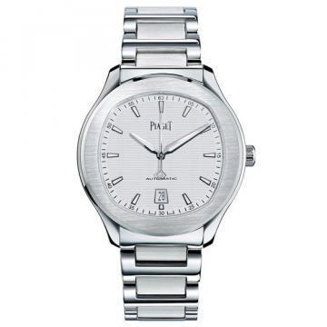 Piaget Polo S Silver Gray Dial Men's Watch
