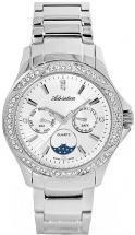 Adriatica Moonphase for Her Steel Bracelet Women's Watch