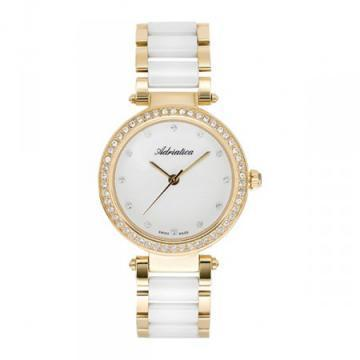 Adriatica Sophia Ceramic case and Bracelet Women's Watch
