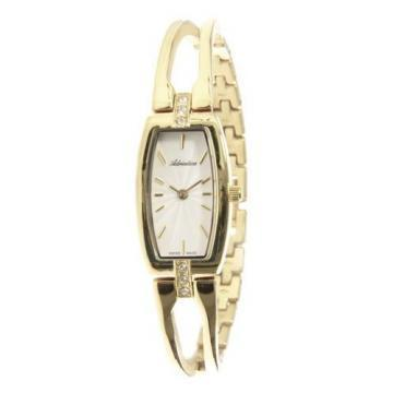 Adriatica Precious Steel Case and Bracelet Women's Watch