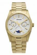 Adriatica Moonphase for Her Steel Case and Bracelet Women's Watch