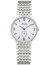 Adriatica Pairs Steel Case and Bracelet Men's Watch