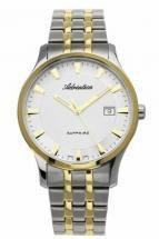 Adriatica Pairs Steel Case and Bracelet BIC Men's Watch