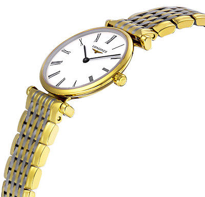 Longines La Grande Classique Plated Yellow Gold Women's Watch