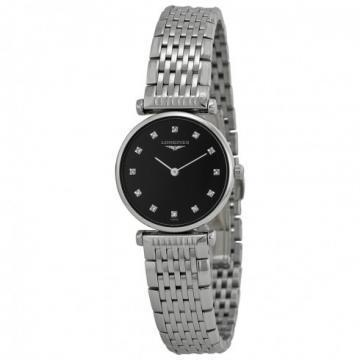 Longines La Grande Classique Black Dial Women's Watch