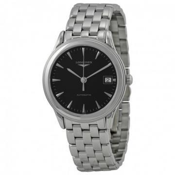 Longines Flagship Black Dial Men's Watch