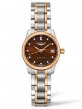 Longines Master Collection Brown Dial Women's Watch