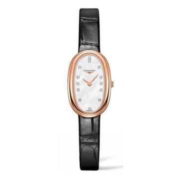 Longines Symphonette Mother-of-Pearl White Dial Women's Watch