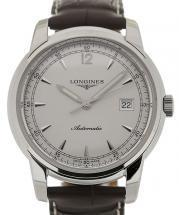 Longines Saint-Imier Leather Strip Men's Watch