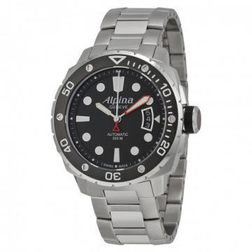 Alpina Seastrong Diver 300 Automatic Bracelet Diver's Watch