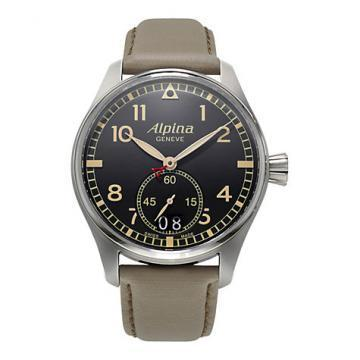 Alpina Startimer Pilot Quartz Big Watch