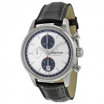 Alpina Alpiner Leather Strap Chronograph