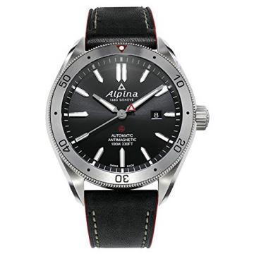 Alpina Alpiner 4 Automatic Leather Strap Men's Watch