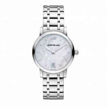 Montblanc Star Classique Lady Stainless Steel Bracelet Women's Watch