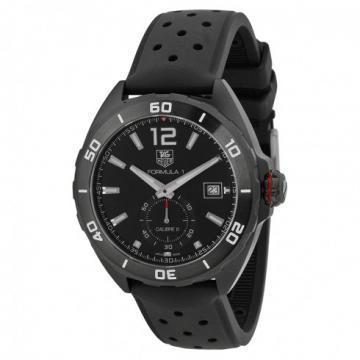 TAG Heuer Formula 1 Rubber Strap Men's Watch