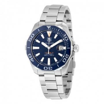 TAG Heuer Aquaracer Calibre 5 300M Ceramic Bezel Watch