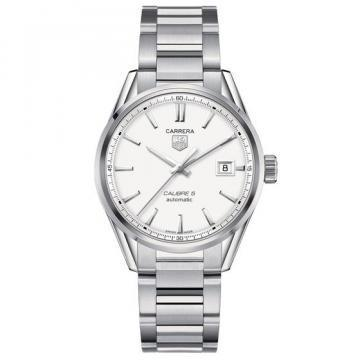 TAG Heuer Carrera Silver Gray Dial Watch